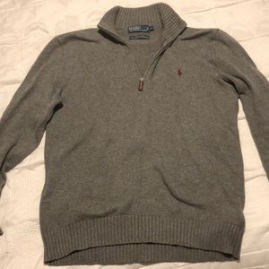 Polo by Ralph Lauren 1/4 zip sweater